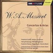 Concertos & Arias by Sinfonieorchester des Südwestfunks Baden-Baden