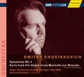 Shostakovich: Symphony No.4 - Suite by Radio-Sinfonieorchester Stuttgart