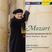 Mozart, W.A.: Symphonies (Essential), Vol. 3 (Norrington) - Nos. 8, 40 / Serenade No. 9,