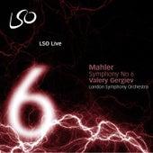 Mahler: Symphony No. 6 by Valery Gergiev