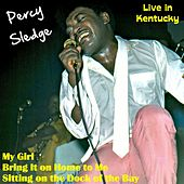 Percy Sledge: Live in Kentucky de Percy Sledge