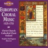 European Choral Music by Christ Church Cathedral Choir