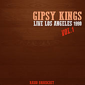 Gipsy Kings Live los Angeles 1990, Vol. 1 de Gipsy Kings