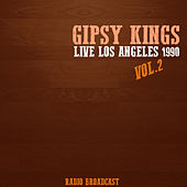 Gipsy Kings Live los Angeles 1990, Vol. 2 de Gipsy Kings