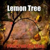 Lemon Tree de Peter, Paul and Mary