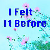 I Felt It Before by Various Artists