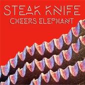 Steak Knife by Cheers Elephant
