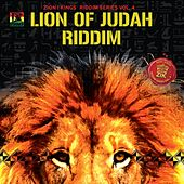 Lion of Judah Riddim (Zion I Kings Riddim Series Vol. 4) de Various Artists