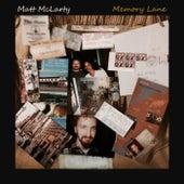 Memory Lane by Matt Mclarty