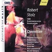 Robert Stolz: Operetten - conducted by Robert Stolz a. o. by SWR Rundfunkorchester Kaiserslautern