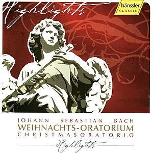 Bach: Weihnachts Oratorium Highlights by Gachinger Kantorei Stuttgart