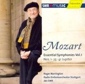 Mozart, W.A.: Symphonies (Essential), Vol. 1  - Nos. 1, 25, 41 by Roger Norrington