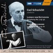 Beethoven, Schumann: Symphony No.7 op.92, Symphony No.2 op.61 by Radio-Sinfonieorchester Stuttgart des SWR