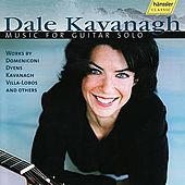 Music for Guitar Solo by Dale Kavanagh