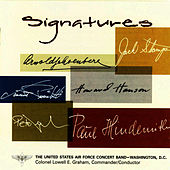 Signatures by US Air Force Concert Band