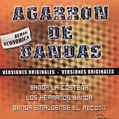 Agarron de Bandas Version Originales by Various Artists