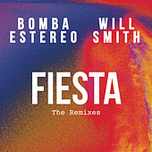 Fiesta (The Remixes) van Bomba Estereo