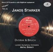 LP Pure, Vol. 24: Doráti Conducts Dvořák & Bruch by János Starker