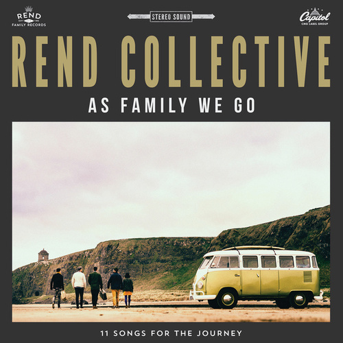 Joy Of The Lord by Rend Collective