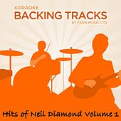 Karaoke Hits Neil Diamond, Vol. 1 by Paris Music