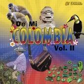De Mi Colombia, Vol. 2 de Cuerdas Colombianas