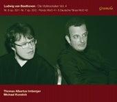 The Violin Sonatas, Vol. 4 de Thomas Albertus Irnberger