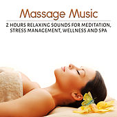 Massage Music for Aromatherapy Relaxation in Bath SPA,Stress Management, Serenity SPA, Nail SPA & Wellness by Various Artists