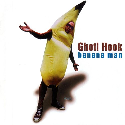 Bananaman by Ghoti Hook