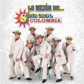 Lo Mejor de Supergrupo Colombia by Super Grupo Colombia