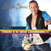 Medley Tributo Salsa Colombiana 1 (Version 2) Cali Pachanguero / La Rebelion / Oiga Mire Y Vea / El Preso / Micaela / Mi Vecina de Alberto Barros