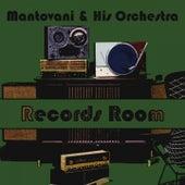Records Room von Mantovani & His Orchestra