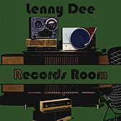 Records Room by Lenny Dee