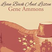 Lean Back And Listen de Gene Ammons