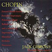 Jack Gibbons Plays Chopin Volume 2 by Jack Gibbons