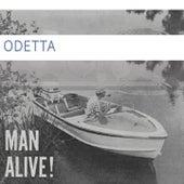 Man Alive by Odetta