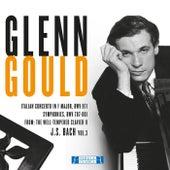 J. S. Bach Vol. 3 by Glenn Gould