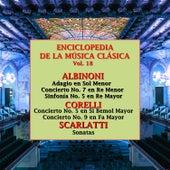 Enciclopedia de la Música Clásica Vol.18 by Slovenská filharmónia
