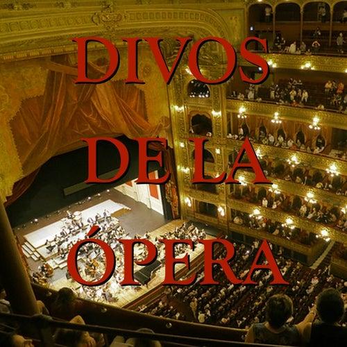 Los Divos de la Ópera by Renata Scotto