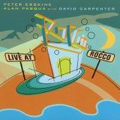 Live at Rocco de Peter Erskine