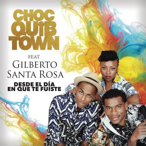 Desde el Día en Que te Fuiste (Version Salsa) by Chocquibtown