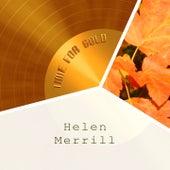 Time For Gold von Helen Merrill