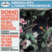 Respighi: The Birds / Fountains of Rome / Pines of Rome etc. by Various Artists