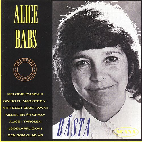 Bästa by Alice Babs