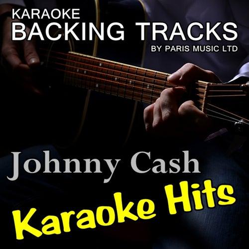 Karaoke Hits Johnny Cash by Paris Music