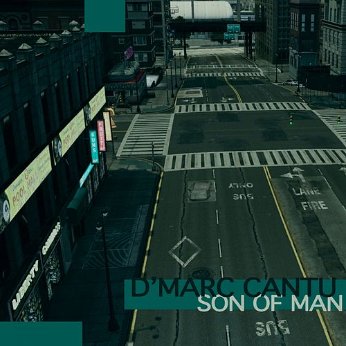 Son of Man by D'Marc Cantu
