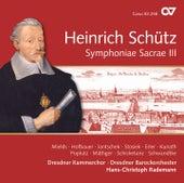 Schütz: Symphoniae sacrae III, Op. 12 by Various Artists