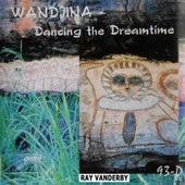 Wandjina Dancing The Dreamtime by Ray Vanderby