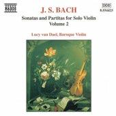 Violin Sonatas and Partitas Vol. 2 by Johann Sebastian Bach