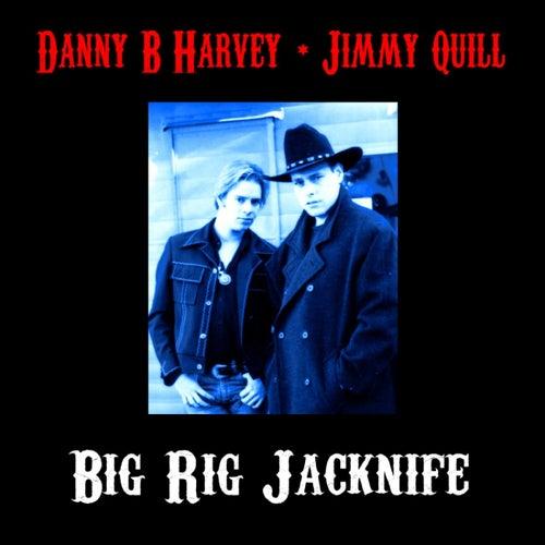 Big Rig Jacknife by Danny B. Harvey
