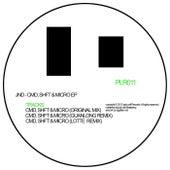 Cmd, Shft & Micro EP de JND